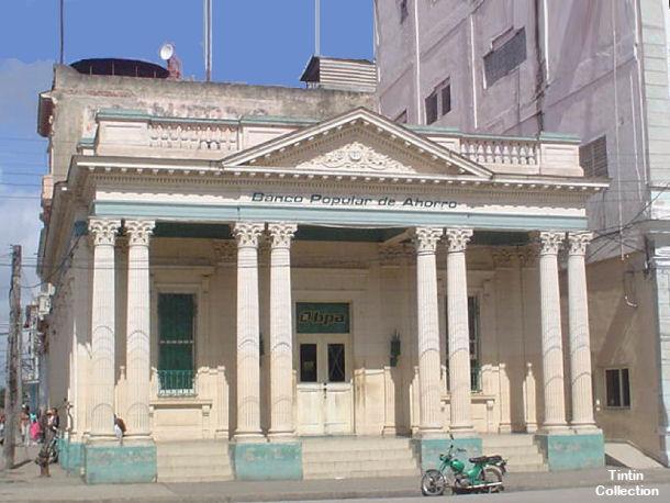 Banco nacional for Banco continental oficina principal